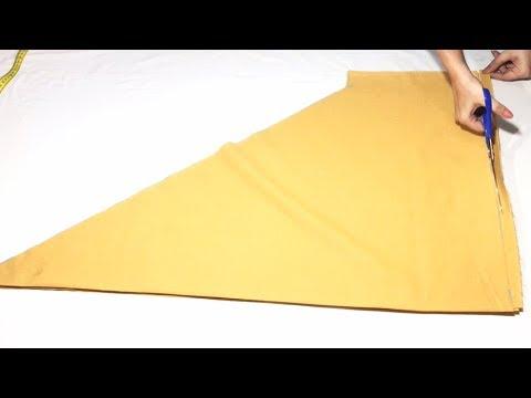 2 Meter Simple Salwars cutting     2 मीटर में सलवार की कटिंग