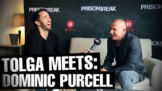Baixar Interview DOMINIC PURCELL: new season