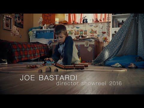 JOE BASTARDI - director showreel 2016
