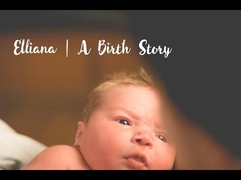 Elliana's Birth Story | Bellingham Birth Videographer | Britt Johnson Videography