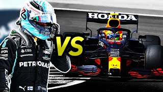 Who Will Have A Bigger Impact on the Title: Bottas or Perez?
