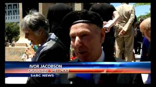 Cape Town observes Remembrance Day