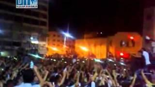 اروع هتافات الثورة السورية مسائية حماة 27 6