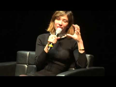Carrie Brownstein at the MCA Q and A