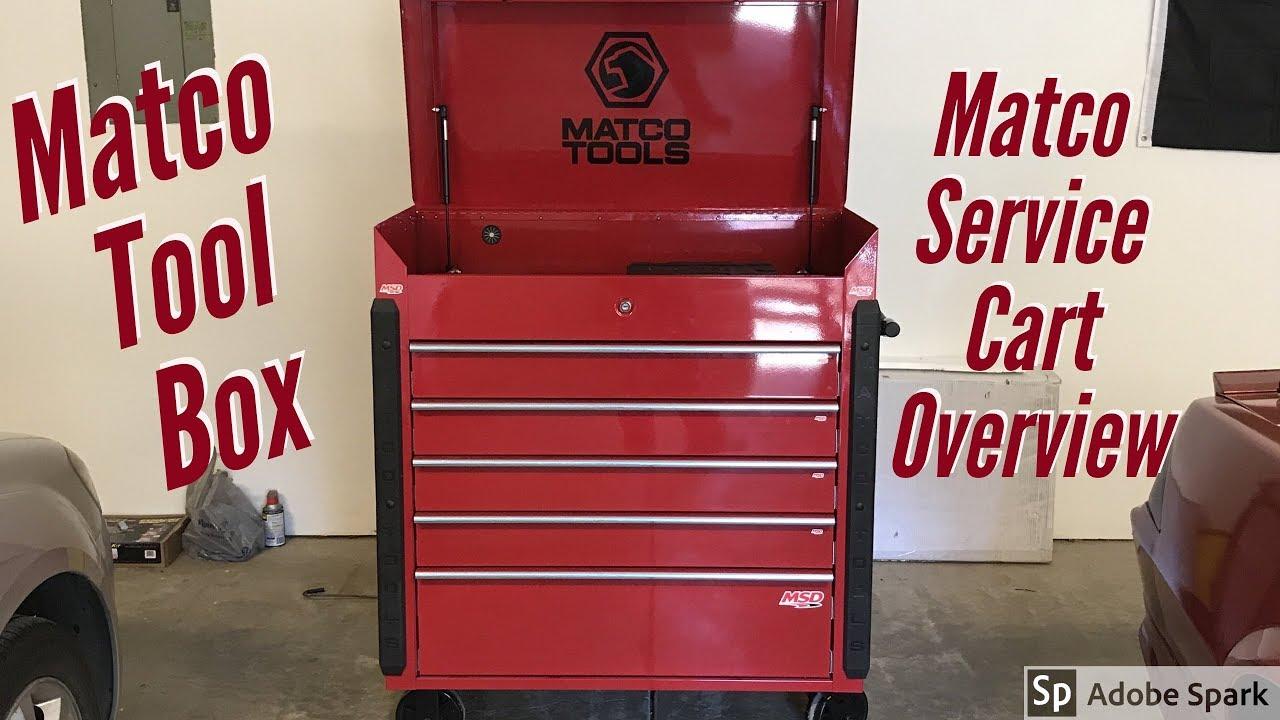 Matco Tool Box Quick Look