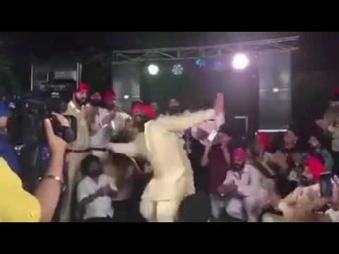 Sardar's dance from Peshawar Pakistan