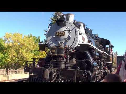 2017 Railway Days - Heritage Park, Calgary