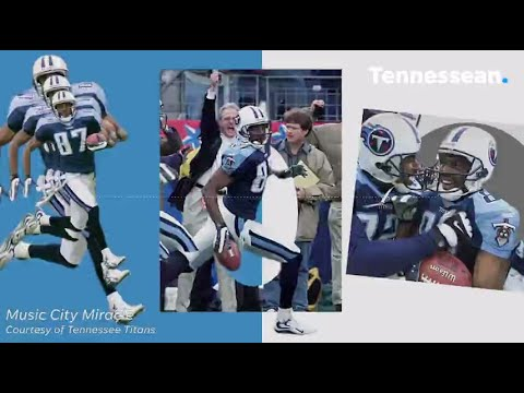 Music City Miracle One Of The Greatest Plays In Nfl History Youtube