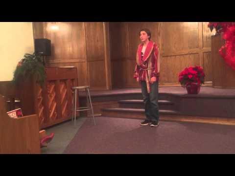 White Christmas in Cherokee