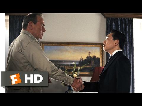 Emperor (2012) - Meeting the Emperor Scene (10/11) | Movieclips