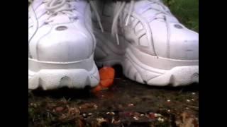 Buffalo Boots 2003 Weiß Vs. Orange
