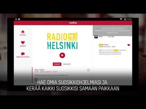 Radiot.fi - the best online radio