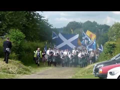 Stirling Bridge to Bannockburn Parade