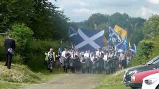 Stirling Bridge to Bannockburn Parade