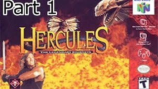 THE BEGINNING OF AN ADVENTURE! - Hercules: The Legendary Journeys (Part 1)