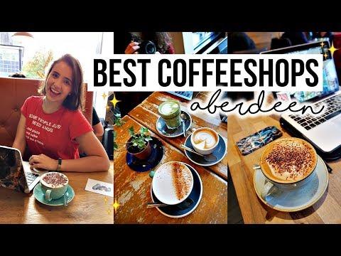 5 BEST COFFEE SHOPS IN ABERDEEN ☕️🏴❤️