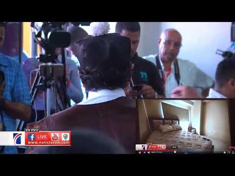 José Hoepelman truena durante el juicio y muestra el video del momento que Marlon llega con Emely a la torre donde le quitaron la vida.