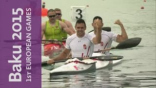Hungary win Gold in the Men