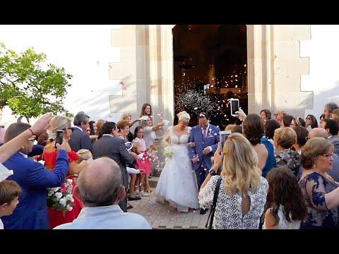 Wedding Highlights from Catalonia, Spain