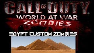 Cod WAW Egypt Custom Map