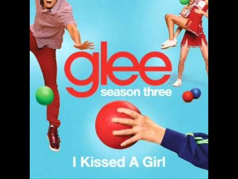 Glee Cast - I Kissed A Girl (Audio)