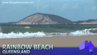 Rainbow Beach, Queensland - 4WD Top Spot in Australia