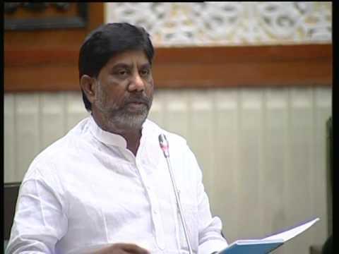 TPCC Working President Vikramarka Talking on  Irrigation in Telangana Assembly