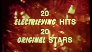 "K-tel Records ""20 Electrofying Hits, 20 Original Stars"" commercial - 1972"