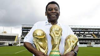 В Бразилии Музей футбола подготовил экспозицию в честь Пеле