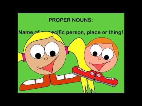 Common Nouns and Proper Nouns