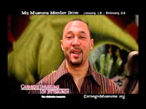 Charlie Batch My Museums
