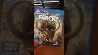 Far Cry Primal (PS4) Sonder Edition Unboxing