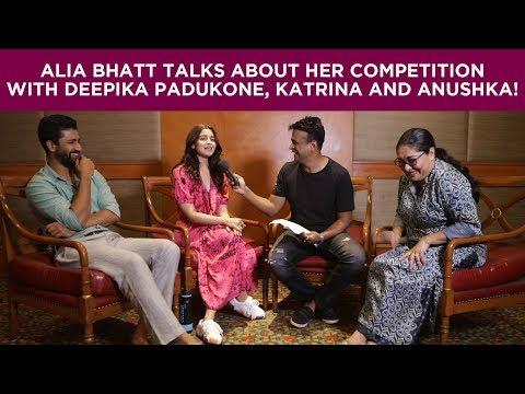 Alia Bhatt says Varun Dhawan is Immature