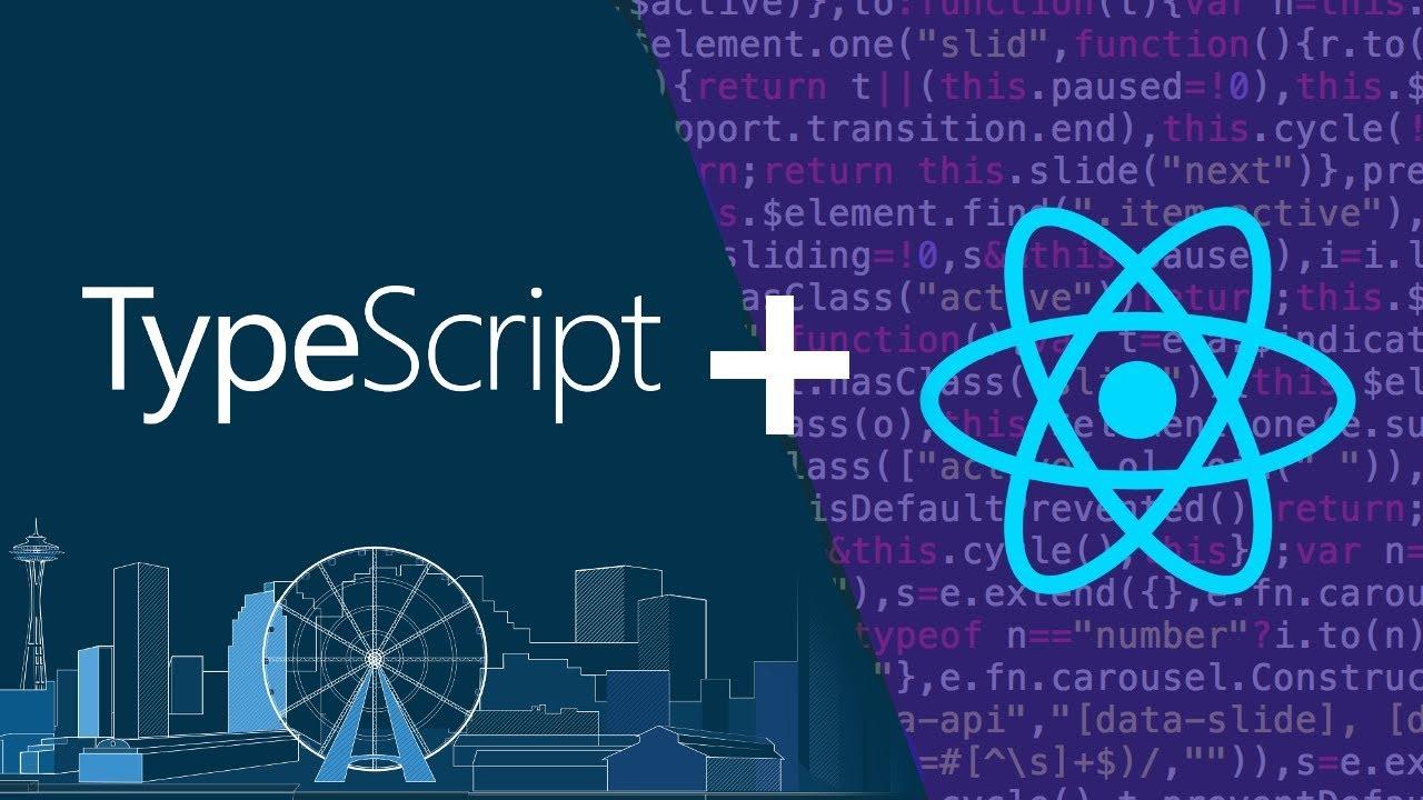 React & Typescript   Tutorial y Ejemplo Práctico - YouTube