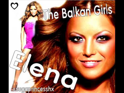 Elena - The Balkan Girls (HQ + Lyrics) (Romania Song EuroVision 2009) (FULL!)