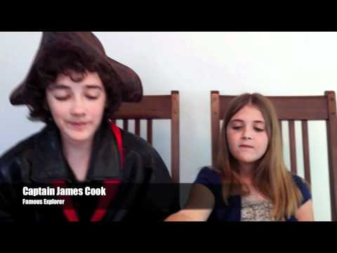 Interview with James Cook