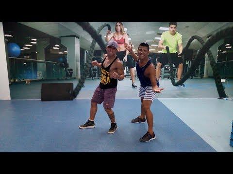 Malhadinha coreografia LÚ NANDES/Bonde do Tigrão