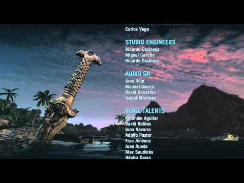 "Far Cry 3 - Friends ""Good"" Ending (Full Credits)"