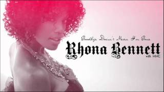 "Rhona Bennett (with MMC also of En Vogue): ""Goodbye Doesn"