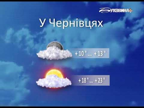 ТРК Буковина: Погода на 19 вересня