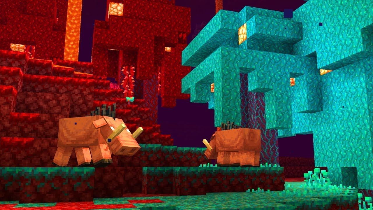 This Is The New Nether in Minecraft 1.16 thumbnail