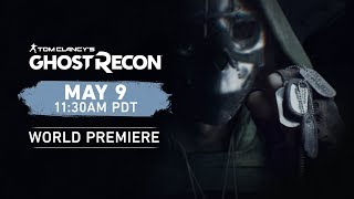 Tom Clancy's Ghost Recon Breakpoint: World Premiere Livestream | Ubisoft [NA]