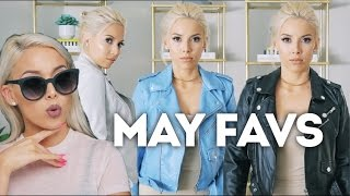 May Favorites! | LustreLux