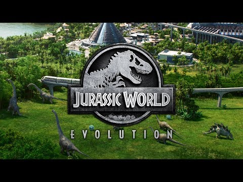 Jurassic World Evolution - Extinction Level Events