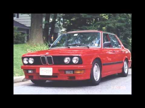 1983 Bmw 524td Youtube