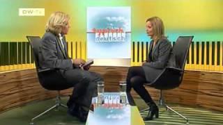 Unser Gast: Birgit Keller,Moderatorin von DW-TV | Typisch Deutsch