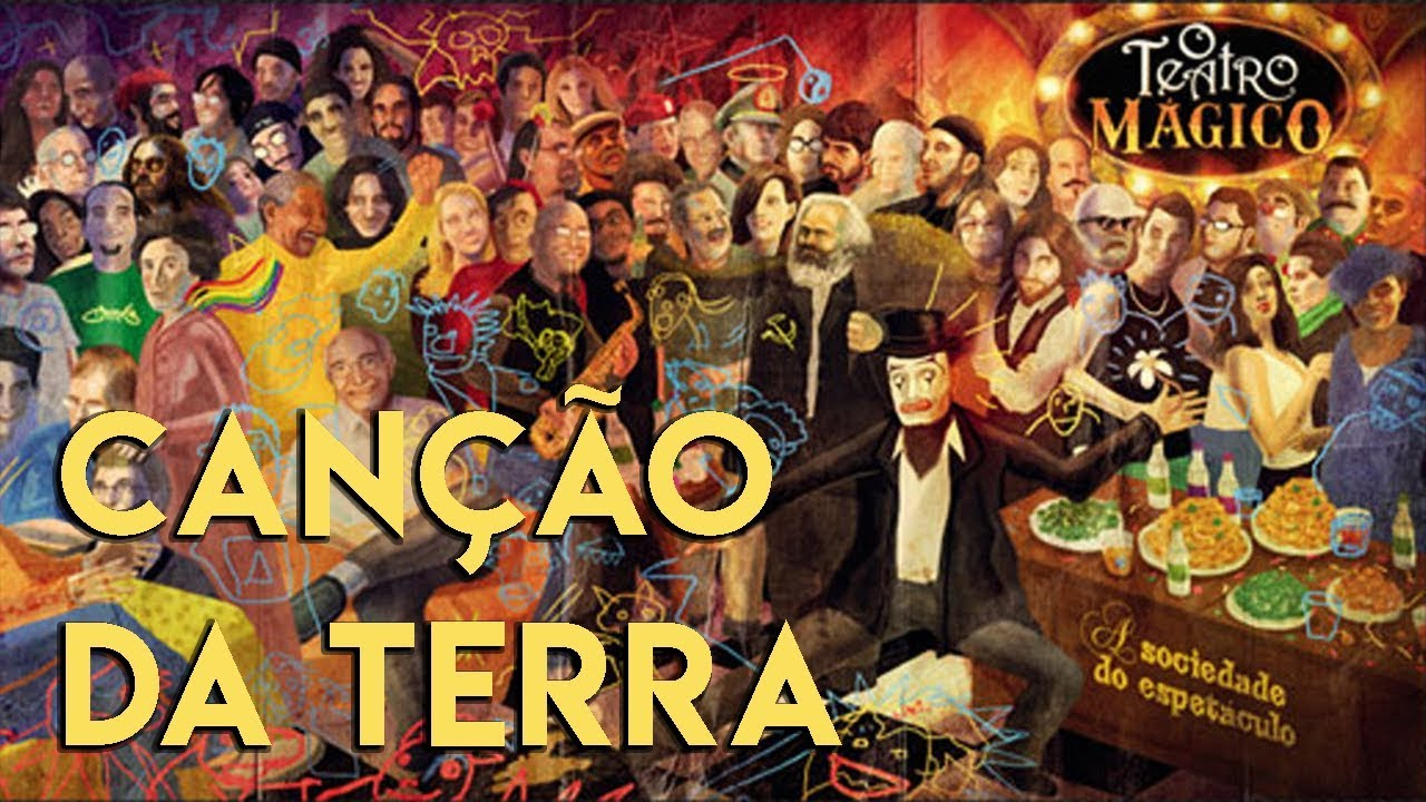 o-teatro-magico-cancao-da-terra-audio-oficial-teatro-magico