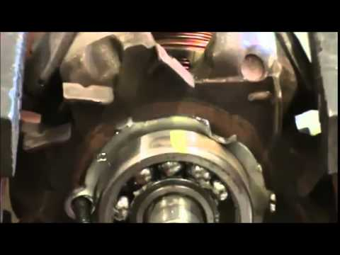 How to rebuild a Bosch alternator