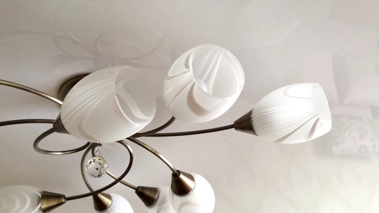 В интернет-магазине светодом представлено более 50 000 моделей люстр, светильников и сопутствующих электротоваров, у нас: ✓ выгодные цены.