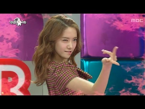 The Radio Star, Girls' Generation #12, 소녀시대 20130123
